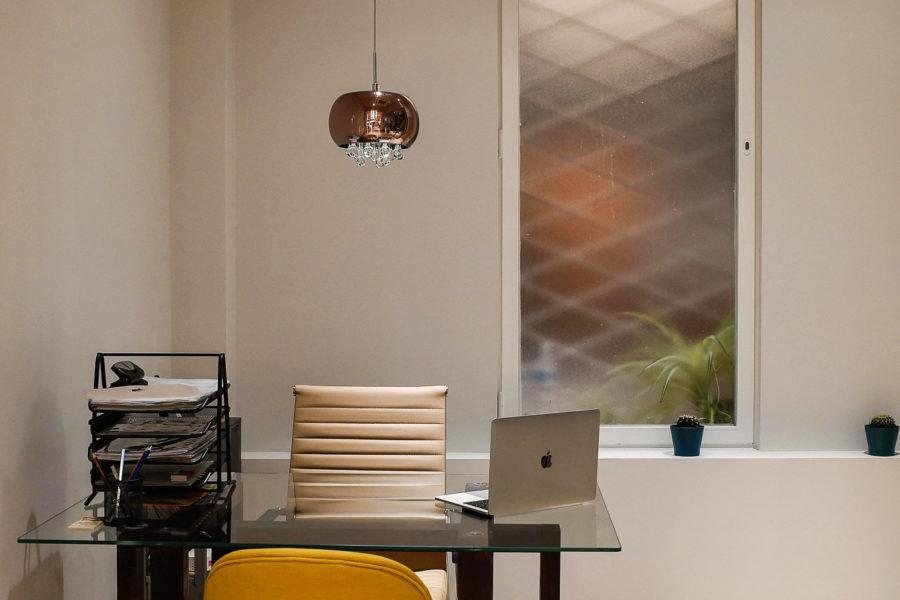 Reformas y decoracion interior oficinas