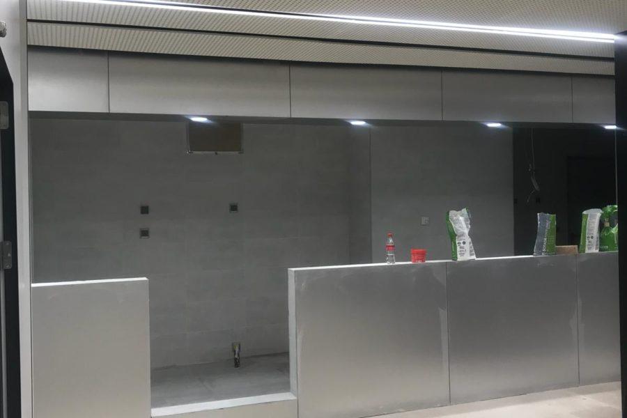 Reforma integral cafeteria