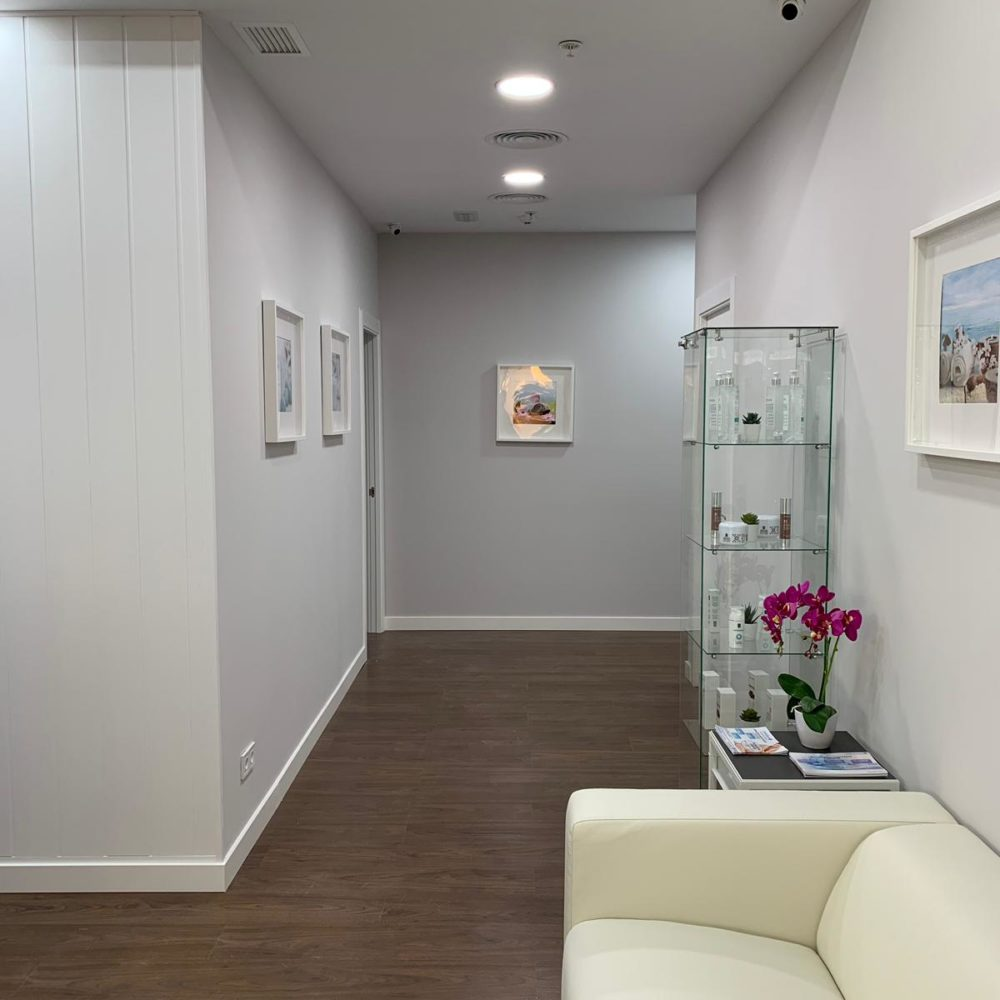 reforma clinica estetica Madrid