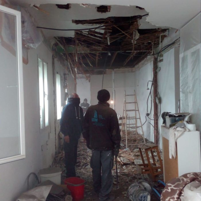 piso antes de reformar